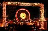 Kerstmarkt Berlijn - Roten Rathaus