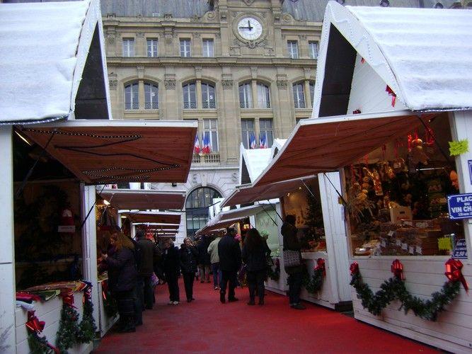 Kerstmarkt Parijs - Algemeen