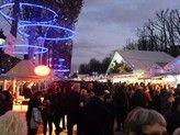 Kerstmarkt Parijs - Champs-Elys�es