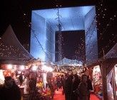 Kerstmarkt Parijs - La Défense