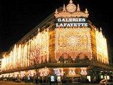 Kerstmarkt Parijs - Galeries Lafayette en Printemps Haussmann