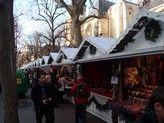 Kerstmarkt Parijs - St-Germain-des-Prés